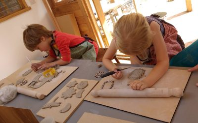 New Children's Clay Club